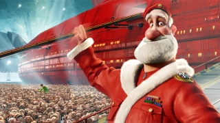 Arthur Christmas (2011) Full Movie - HD 1080p