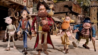 The Pirates! Band of Misfits (2012) Full Movie - HD 1080p